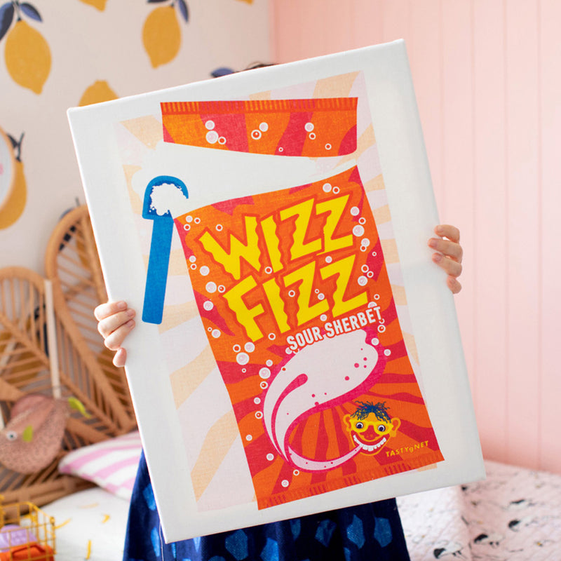 Winter Craft: Create your own Tea Towel Wall Art! 🙌