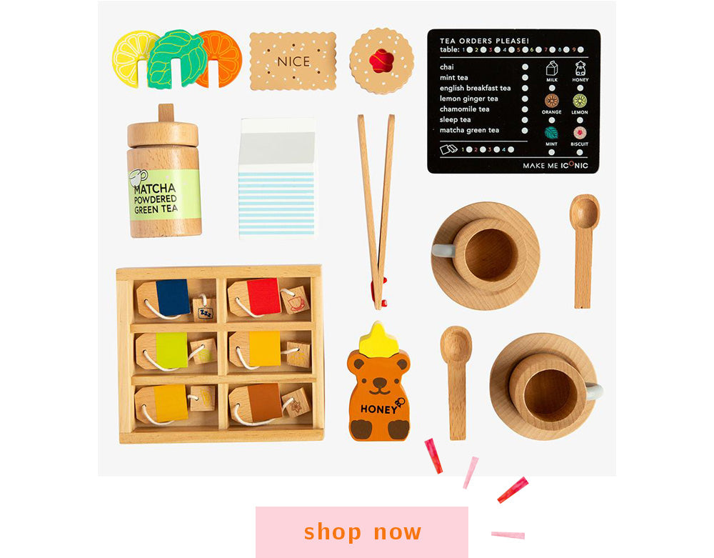 make me iconic wooden toys Australian gifts and souvenirs