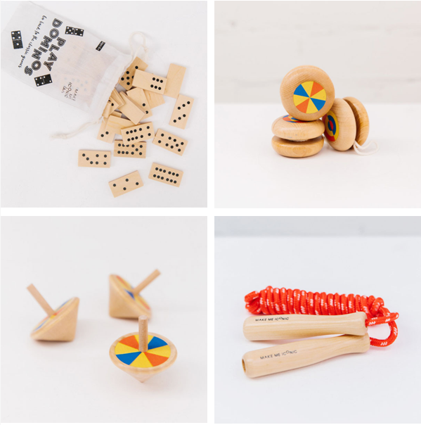 make me iconic wooden toys Australian and melbourne souvenirs