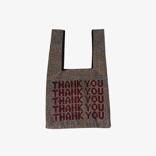 CLUTCH - THANKYOU BAG