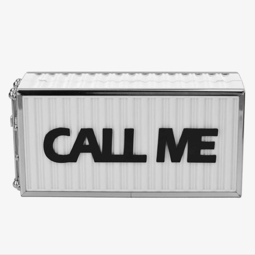 make me iconic clutch call me