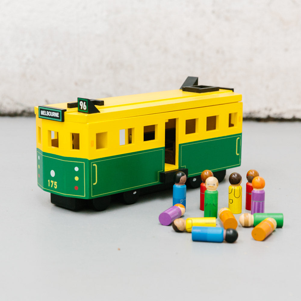 ICONIC TOY - MELBOURNE TRAM