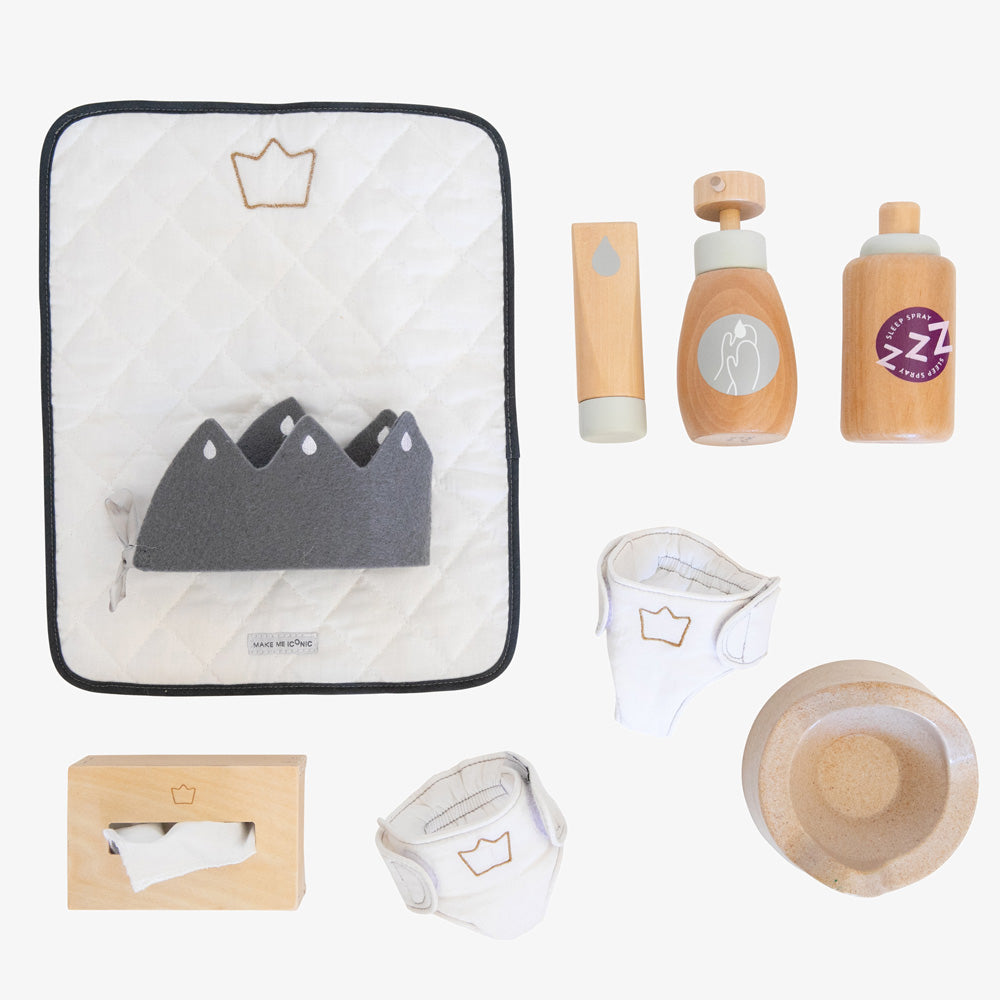 ICONIC TOY - DOLL NURTURING KIT