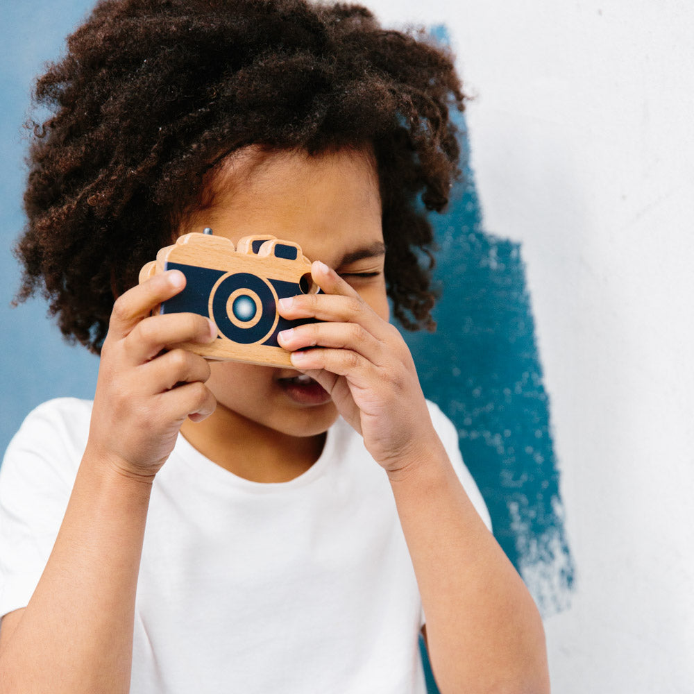 ICONIC TOY -  LOOSE CHANGE CAMERA