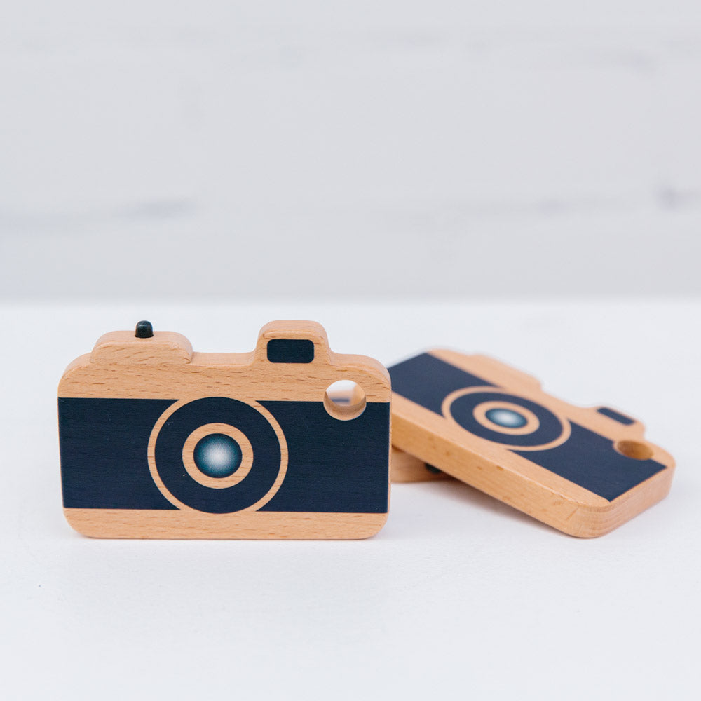 Melbourne Australian gifts souvenirs wood toy camera