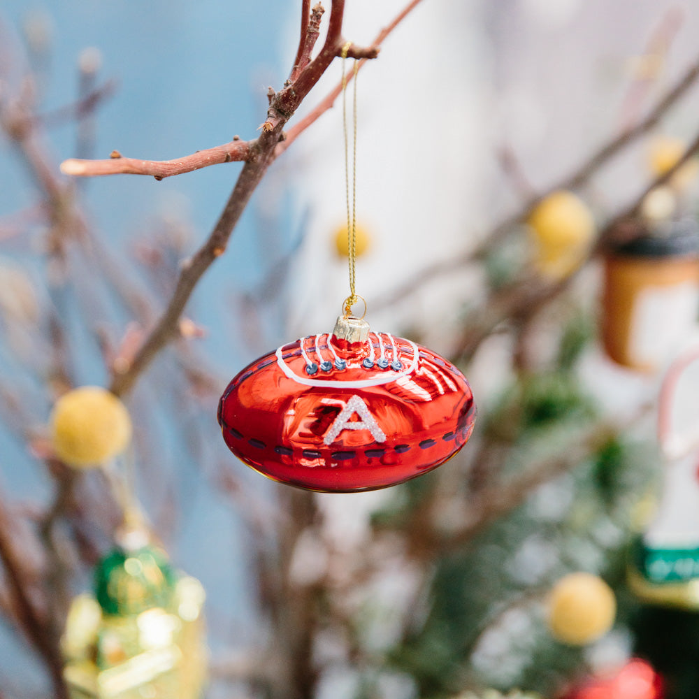 ICONIC CHRISTMAS GLASS ORNAMENTS -  MELBOURNE