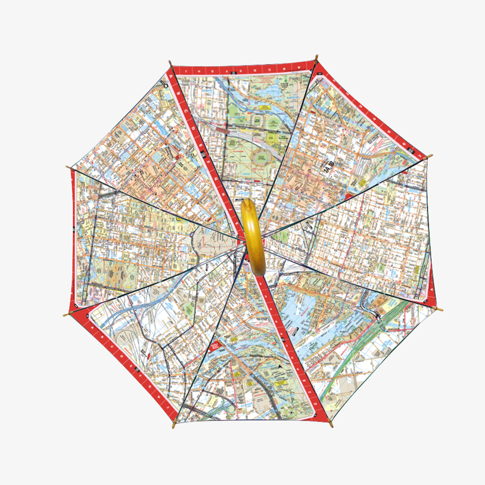 ICONIC UMBRELLA - DIRECTIONS