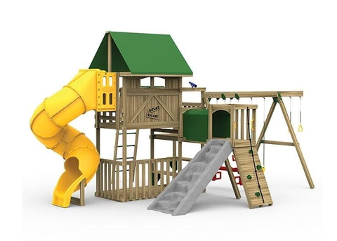PlayStar Ready To Assemble Great Escape Gold PlaySet
