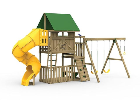 PlayStar Ready To Assemble Great Escape Silver Playset | KT 74752