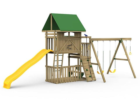 PlayStar Ready To Assemble Great Escape Starter Playset | KT 74755