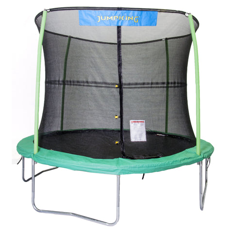 Jumpking 10' Combo Trampoline and Enclosure