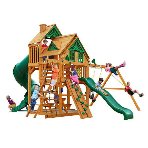 Buy Great Skye I Treehouse with Amber Cedar Posts Online