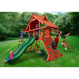 Gorilla Playsets Sun Palace Extreme Swing Set