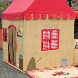 Win Green Handmade Cotton Barn Playhouse