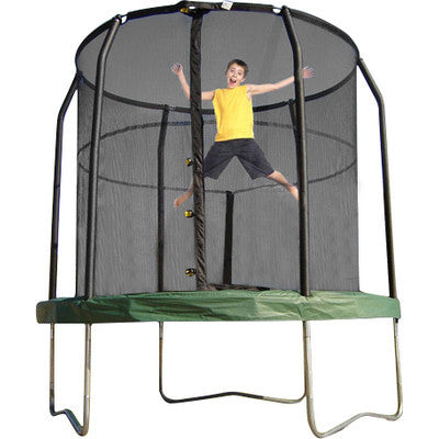 Bazoongi 7.5' Jump Pod Trampoline and Enclosure