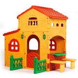 ECR4Kids Active Play Country Estate, Yellow - Buy Online