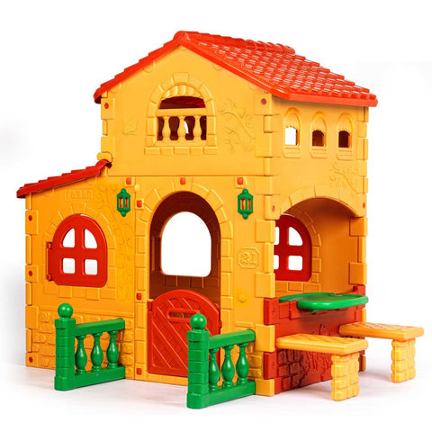 Plastic Playhouses