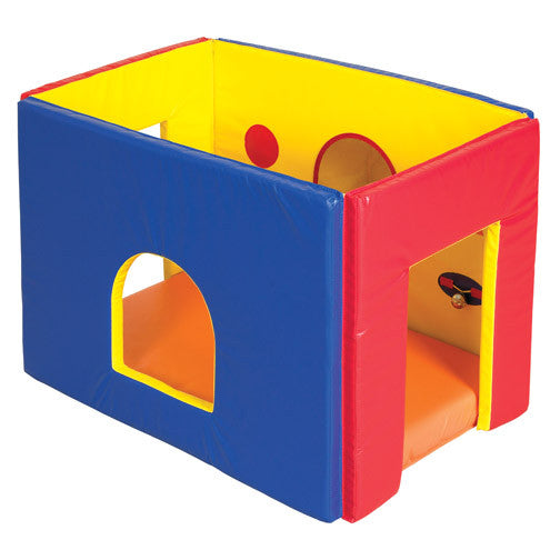 Softzone Discovery Play Cube by ECR4Kids