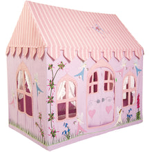 Load image into Gallery viewer, Win Green Handmade Cotton Fairy Cottage Playhouse