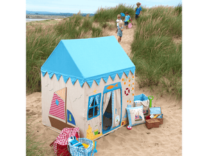 Win Green Handmade Cotton Beach House Playhouse