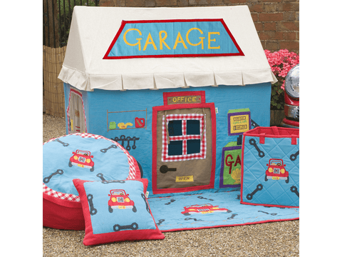 Win Green Handmade Cotton Garage Cottage Playhouse
