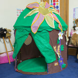 Bazoongi Woodland Fairy Hut Playhouse