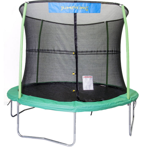 JumpKing 10' Trampoline and Enclosure