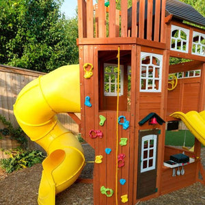 KidKraft Lookout Extreme Wooden Playset 875257257459  Edit alt text