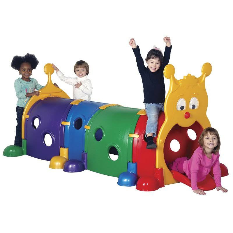 Gus Climb-N-Crawl Caterpillar - 4 Section by ECR4Kids