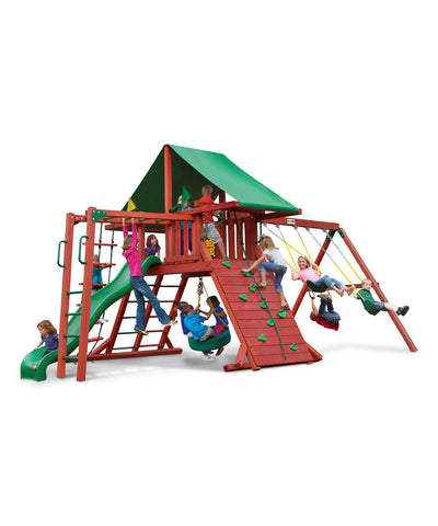 Gorilla Playsets Sun Valley II Swing set | 01-0011