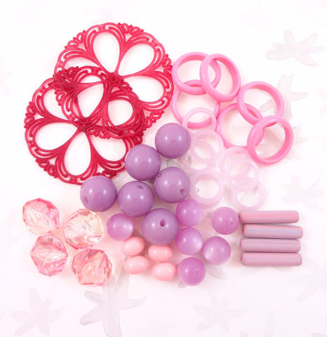 •CRAFT PACK• Perfect Pinky Purple