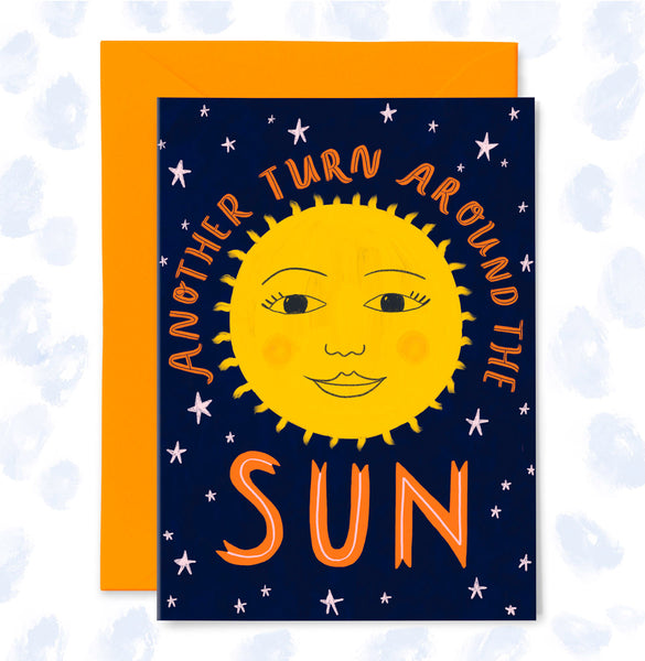 Another Turn Around the Sun Card