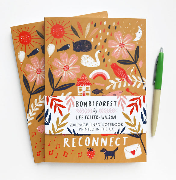 **NEW!** Reconnect Notebook