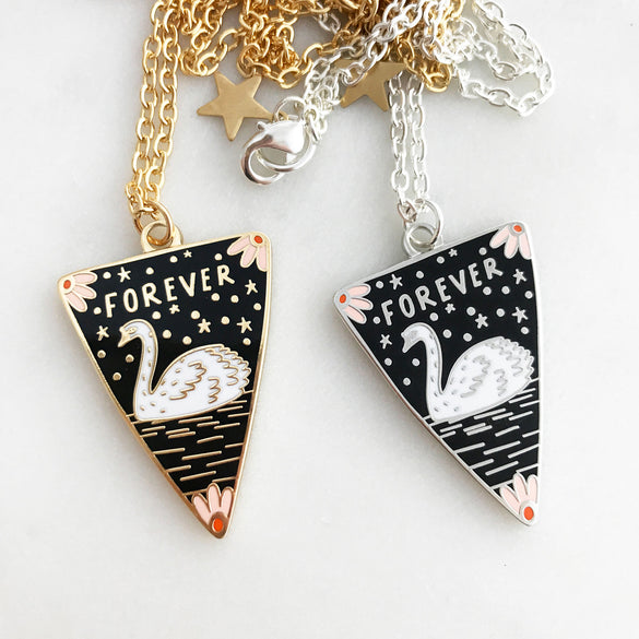 **NEW!** Forever Enamel Necklace