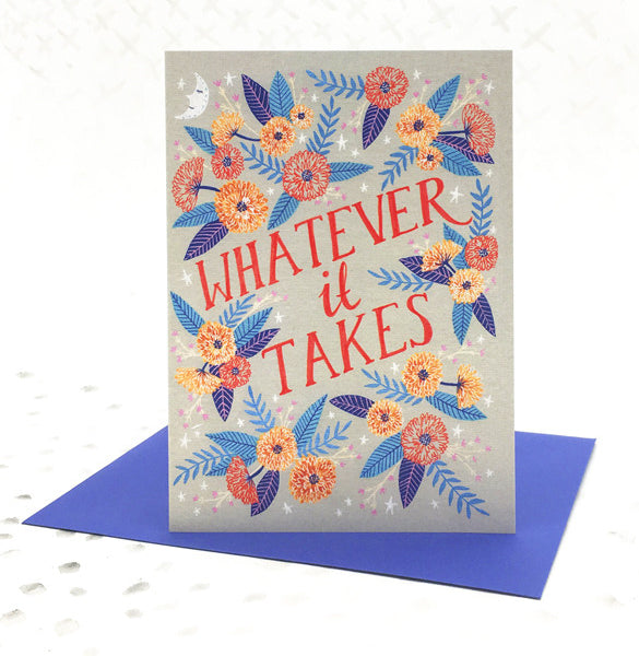 Whatever it Takes Card