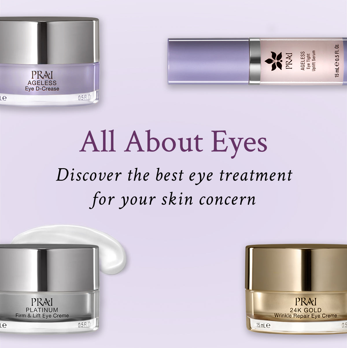 PRAI Beauty Eye Essentials