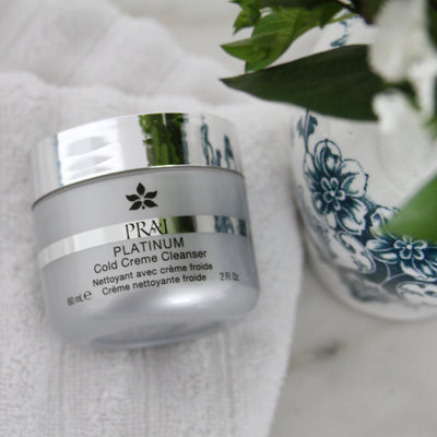 Platinum Cold Creme Cleanser