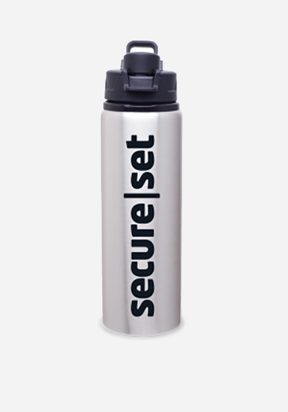 SecureSet Water Bottle