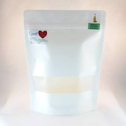 1 Lb Olive oil Soap Base Blocks (~450g) - Yacht Bath and Body