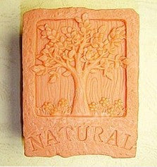 Tree soap mold - Yacht Bath and Body