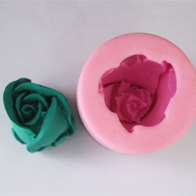 3D Rose soap mold - Yacht Bath and Body