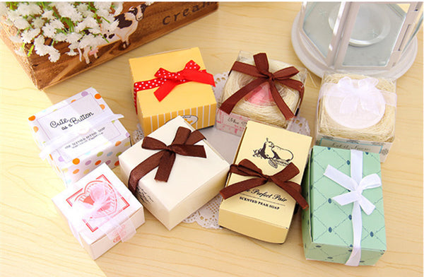 10 Pcs Party Favors Soaps - 12 Variants to choose from - Yacht Bath and Body