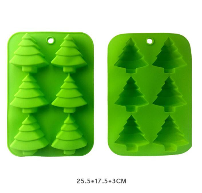 Christmas theme silicon mold - Yacht Bath and Body