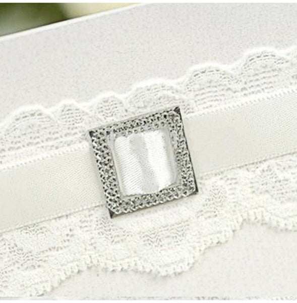 50 Pcs Rhinestones Buckles Slider for lace/ribbons - Yacht Bath and Body