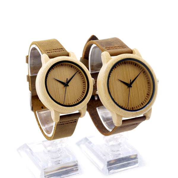 Couples Watch 43mm for Men and 38mm for Women - Yacht Bath and Body