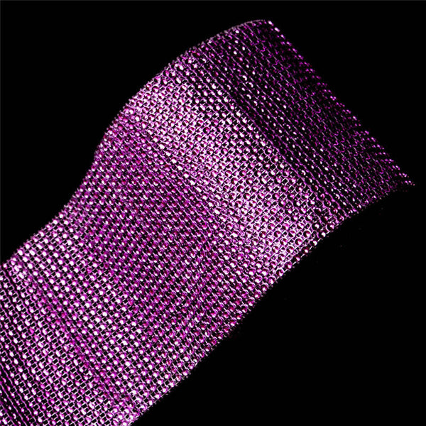 10 yard/rollCrystal Ribbons Mesh - Yacht Bath and Body