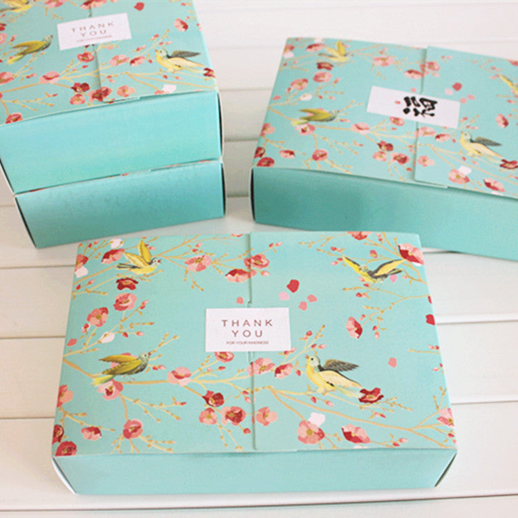 10 pcs packaging box, Dimension: 12* 18 * 4.8cm - Yacht Bath and Body