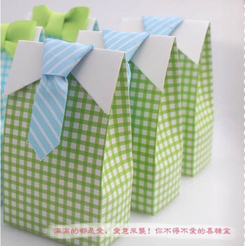 10 pcs cute paper bags - Yacht Bath and Body
