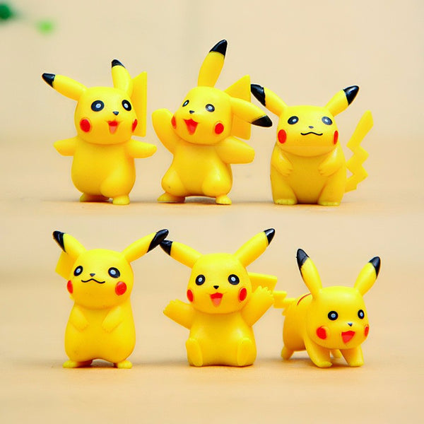 Pikachu Toy embeds for soaps - Yacht Bath and Body