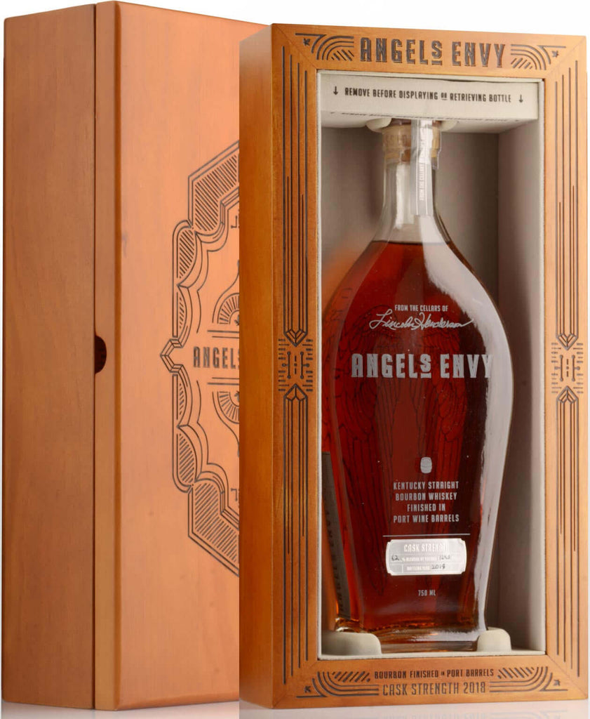 Angel's Envy Cask Strength 2020 750ml - The Rare Whiskey Shop
